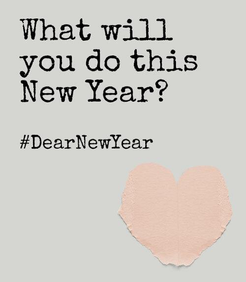 Dear New Year: 2020 Banner